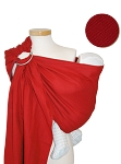 Storchenwiege Leo Red Ring Sling