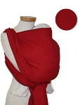 Storchenwiege Leo Red Baby Wrap