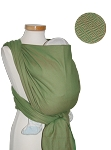 Storchenwiege Leo Green Baby Wrap