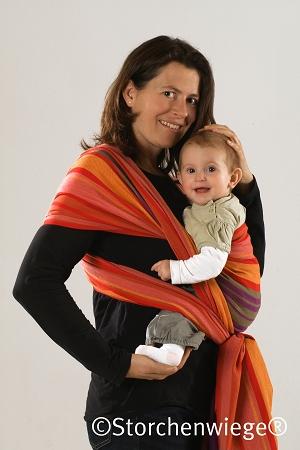 Storchenwiege Anna Baby Wrap Childrensneeds