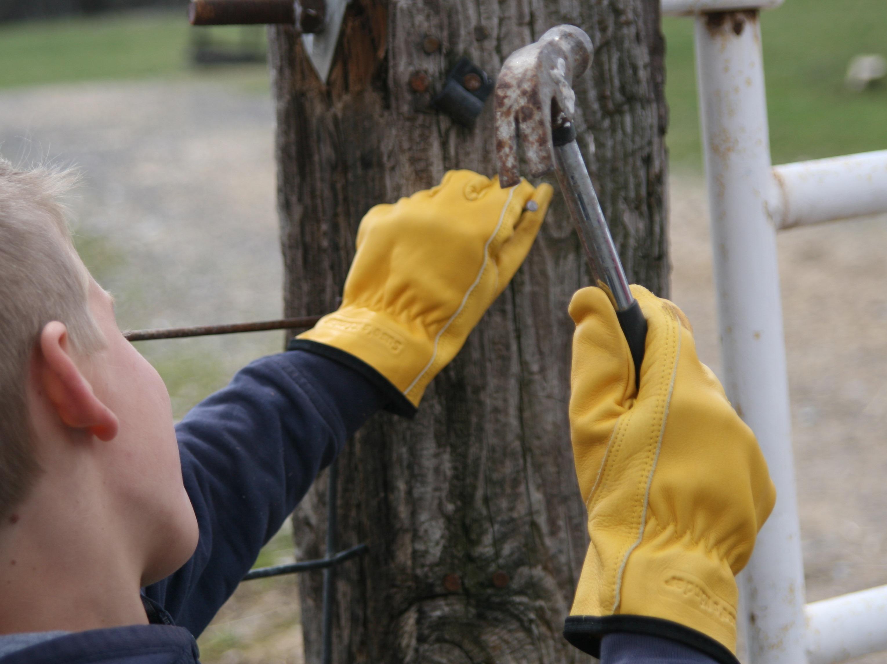 b892eeccb321e Children's leather gloves | full grain leather gloves