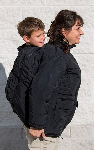 Wyoming Babywearing Jacket